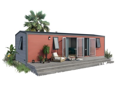 Mobil-home RESIDENTIEL 3 chambres
