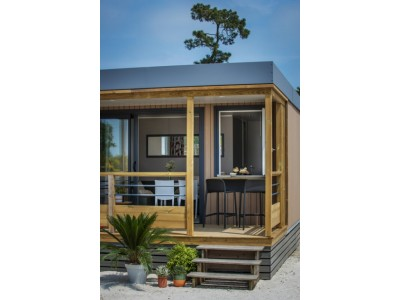 Mobil-home RESIDENTIEL 2 chambres