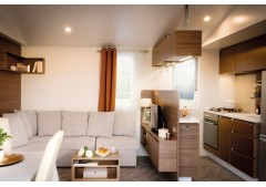 Mobil-home IRM RESIDENTIEL 2 chambres HAMPTON 2 chambres